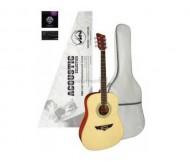 VG500390800 gitaros akustinės rinkinys VGS