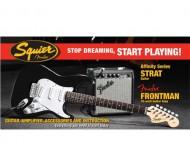 030-1612-632 elektrinė gitara PK STRAT BSB + 10G AMP