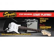 030-1612-606 elektr. gitaros komplektas PK STRAT BLK