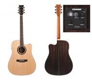 G1008 CEQ gitara elektroakustinė
