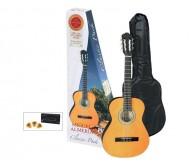 PS502090 klasikinės gitaros rinkinys ALMERIA 3/4