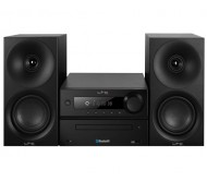 CDM100-BL muzikinė sistema  2x20W su AM/FM, USB, CD, BLUETOOTH/N