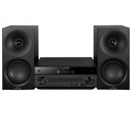 CDM101-BL muzikinė sistema 2x20W su AM/FM, USB, CD, BLUETOOTH/N