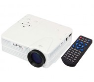 VP60 mini LED video projektorius