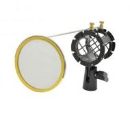 SMH50 mikrofono filtras nuo pašalinių garsų