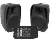 COMBO210 garso sistema 2x 150Wrms 10