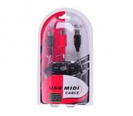KP03881 USB - MIDI konverteris