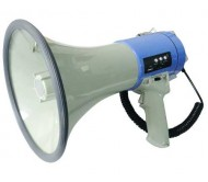 MEGA60USB megafonas 60W SIREN+USB/SD-MP3