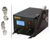 ZD939L litavimo stotelė 220V 150-500°C 22L/min