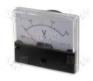 PAN.V1060 voltmetras 0...300V AC