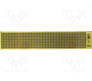 PP-UM2 mont.plokštė 2*147mm 542 kontaktų