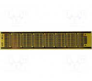 PP-UM20 mont.plokštė 658 kont.