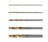 I-1H055T grąžtelių komplektas 0.5/1.0/1.5/2.5/3.0mm