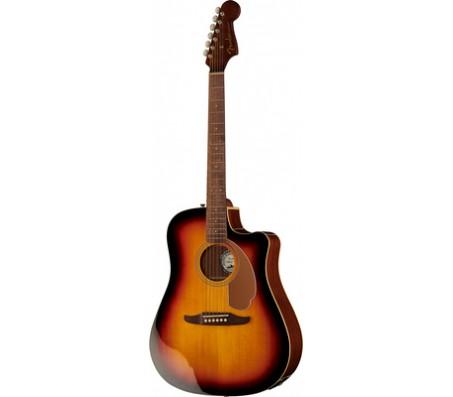 REDONTO PLAYER SUNBURST WH elektro-akustine gitara