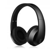 SFBH1-BLK belaidės ausinės matinės Dynamic Bass, Bluetooth
