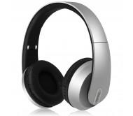 SFBH1-SLV belaidės ausinės matinės Dynamic Bass, Bluetooth