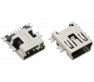 2263 lizdas mini USB Type-B