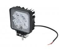 23-252 automobilinis žibintas 9x LED, 27W