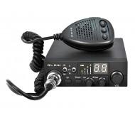 24-300 radijo stotelė, kanalai: 40 AM/FM, 26.96 - 27.40 MHz
