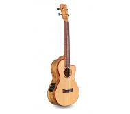 24T-CE tenoro elektro-akustinė ukulelė