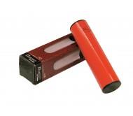 26055333 DIMAVERY Metal-Shaker marakasas raudonas