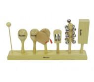 26056611 perkusinių instrumentų rinkinys, 6 dalių