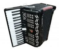 34K72BS akordeonas juodas