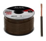 3515 auto maitinimo kabelis 6AWG - juodas