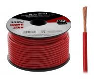 3516 auto maitinimo kabelis 6AWG - raudonas