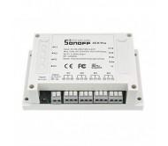 4CH-PRO-R2 išmani 4 kanalų relė, valdoma per WiFi + RF - 230VAC 2200W