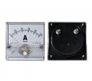 51-211 ampermetras analoginis 0-100A 80x80mm