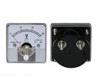 51-230 analoginis voltmetras su šuntu 0-30Vdc