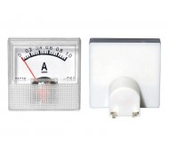 51-501 mini rodyklinis ampermetras 0-1A