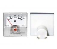 51-611 panelinis rodyklinis voltmetras 100V