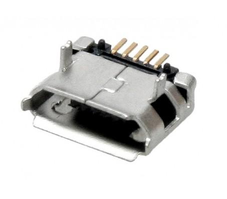 5432 lizdas micro USB - SMD 5 kont.