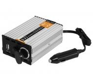 58-622 įtampos keitiklis 24V/12V 30A su USB
