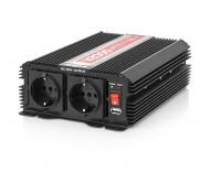 5927 įtampos keitiklis 12V -> 230V, 1000W/2000W