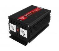 5929 įtampos keitiklis 12V/230V 10-15VDC 2500W