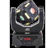 6CUBE-FX šv.efektas judančia kubine galva 6x 4-in-1 RGBW CREE LED