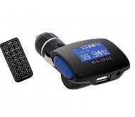 74-133 FM siųstuvas USB/SD/AUX IN
