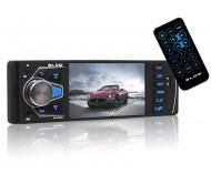 78-217 automagnetola su 4′′ LCD, 4x 60W, BT/AUX/FM/USB/SD/RCA