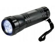 9LED-UV žibintuvėlis