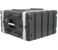 """ABS:6U transportavimo dėžė 6U, ABS 19"""""""