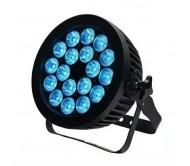 AC-L1810 prožektorius 18x 12W RGBWA/UV LED