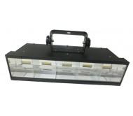 AC-L187LED stroboskopas 5x 6W LED