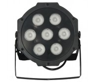 AC-NL007A prožektorius 7x 10W RGBW LED
