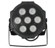 AC-NL007E prožektorius 7x 3W RGB LED