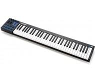 ALESIS V61 USB MIDI klaviatūra - valdiklis