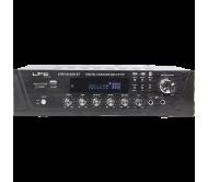 ATM7000USB-BT stereo stiprintuvas su radijo imtuvu, USB/SD/Bluetooth grotuvu, karaoke funkcija, 2 x 50W