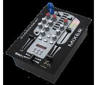 B-MIX150USB-BT mikšeris 5 kanalų su USB/MP3 + Bluetooth